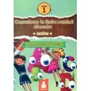 Comunicare In Limba Romana Abecedar Cls 1 Varianta DU-Press