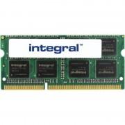 Memorie laptop Integral 4GB DDR3 1066MHz CL7