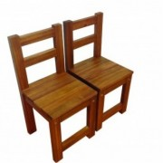 Qtoys Acacia Standard Chair - Set of 2