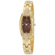 Charles-Hubert, Paris WoCaballero 6760 Classic Collection Gold-Plated Reloj