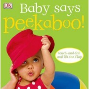 Baby Says Peekaboo by Touch