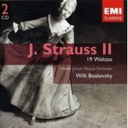 Willi Boskovsky - Johann Strauss Ii: Waltzes (0094638152422) (2 CD)