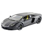 Bburago - 11033BKM - Lamborghini Aventador LP 700-4 - 2011 - 1/18 - Noir Mat