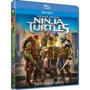 Teenage Mutant Ninja Turtles BluRay 2014