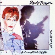 David Bowie - Scary Monsters (0724352189502) (1 CD)