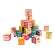Toy House - 784 552 - Construction Set - Cubes Graves - Kioobs