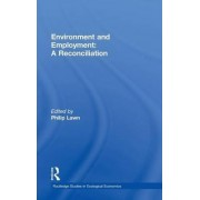 Environment and Employment by Philip Lawn