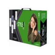Interfon COMELIT STYLEKIT5 pentru 4 Familii