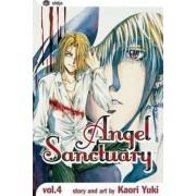 Angel Sanctuary, Vol. 4: Nary An Angel/Setsuna In Hades by Kaori Yuki