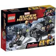 76030 Avengers Hydra Showdown