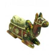 Orientalny wielbłąd, figurka, rękodzieło Indie