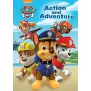 Nickelodeon PAW Patrol Action and Adventure by Parragon Books Ltd