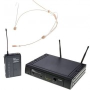 the t.bone TWS 16 HeadmiKeO 600 MHz Set