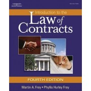 Introduction to the Law of Contracts by Martin Frey