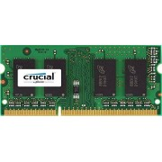 Crucial 2GB Single DDR3 1066 MT/s (PC3-8500) SODIMM 204-Pin Mémoire pour Mac - CT2G3S1067MCEU
