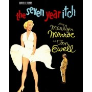 The Seven year itch: Marilyn Monroe,Tom Ewell - Sapte ani de casnicie (DVD)
