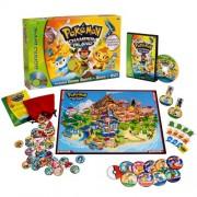 Pokemon153; Champion Island DVD Board Game by Snap Tv