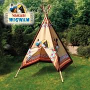Cort de joaca indian Yakari Wigwam