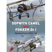 Sopwith Camel vs Fokker Dr I by Jon Guttman