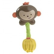 Giggling Monkey SnugaMonkey Rattle