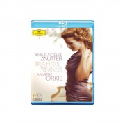 Anne-sophie Mutter, Lambert Orkis - Brahms: The Violin Sonatas (Blu-Ray)