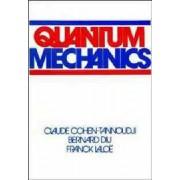 Quantum Mechanics by Claude Cohen-Tannoudji