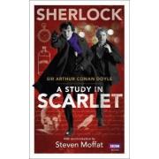 Sherlock: A Study in Scarlet by Sir Arthur Conan Doyle