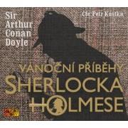 Vánoční Sherlock Holmes - CD(Petr Kostka; Arthur Conan Doyle)