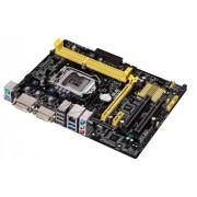 Asus H81M2 Scheda Madre Sockel 1150 (micro-ATX, DDR3 Memoria, VGA, SATA II, 2x USB 3.0)