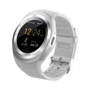Smartwatch Y51 Alb