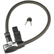 Kryptonite Hardwire 2085 Key Cable schwarz Kabelschl