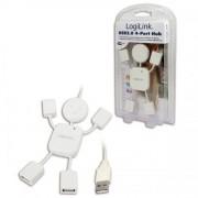 Hub USB Logilink HUB USB 2.0 extern 4 porturi