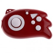Phenovo Mini Handheld Game Console 89 Games Player Presents for Children Kids Red