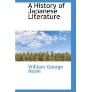 A History of Japanese Literature by William George Aston