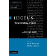 Hegel's Phenomenology of Spirit by Dean Moyar