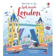 Look Inside London by Jonathan Melmoth