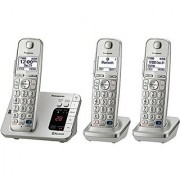 Panasonic KX-TGE263S Link2Cell Bluetooth Enabled Phone with Answering Machine 3 Cordless Handsets