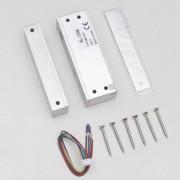 Mini bolt electric aplicabil, fail-safe cu monitorizare si temporizare SL-165B