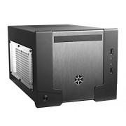 SilverStone SST-SG07B-W USB 3.0 - Sugo Boîtier PC cube compact Mini-ITX - 600W - noir