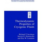 Thermodynamic Properties of Cryogenic Fluids by Richard T. Jacobsen