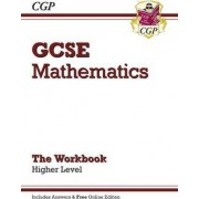 GCSE Maths Workbook with Answers and Online Edition - Higher (A*-G Resits) by CGP Books