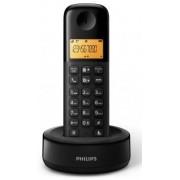 Telefon Dect fara fir Philips D1301B/53 negru