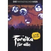 Die Fantastischen Vier - Fornika fur alle (0886973008096) (2 DVD)