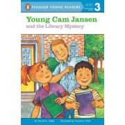 Young CAM Jansen & the Library by David A. Adler
