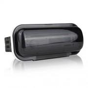 Pyle PLMRCW1 Carcasa protectora para radio de coche, resistente al agua