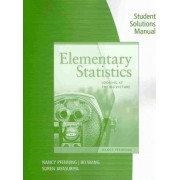 Student Solutions Manual for Pfenning's Elementary Statistics: Looking at the Big Picture by Nancy Pfenning