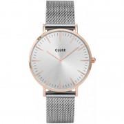 CLUSE La Bohème Mesh Rose Gold/Silver CL18116