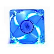 Ventilator Deep Cool Xfan 80L Clear 80mm LED fan