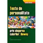 Teste de personalitate prin alegerea culorilor