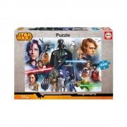 Educa Star Wars puzzle, 3000 darabos